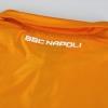 2018-19 Napoli Kappa Kombat Goalkeeper Shirt *BNIB*