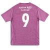 2018-19 Rochdale Errea Third Shirt #9 L