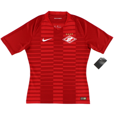 2018-19 Spartak Moscow Vapor Player Issue Home Shirt *w/tags*
