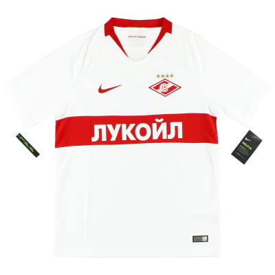 2018-19 Spartak Moscow 'Away Shirt *w/tags*