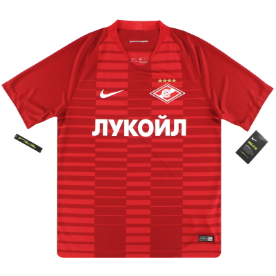 2018-19 Spartak Moscow Nike Home Shirt *w/tags* M