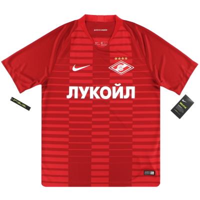 Spartak Moscow  home shirt (Original)