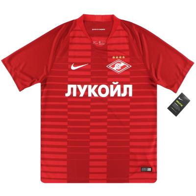 2018-19 Spartak Moscow Nike Home Shirt *w/tags* M