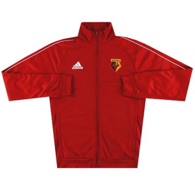2018-19 Watford adidas Track Jacket S