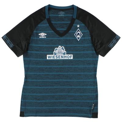 2018-19 Werder Bremen Away Shirt *As New* Women's 12