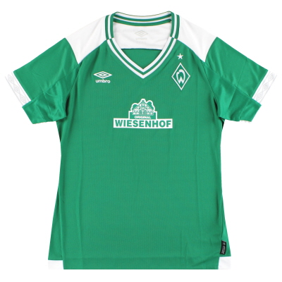 2018-19 Werder Bremen Umbro Home Shirt *As New* Women's 12