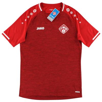 2018-19 Wurzburger Kickers Jako Home Shirt *w/tags* M