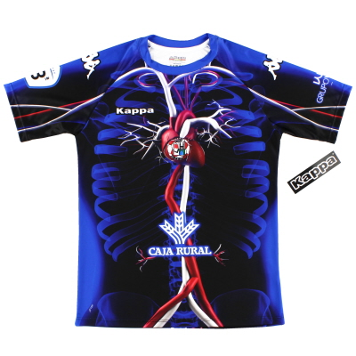 2018-19 Zamora CF 'Human Circulatory' Third Shirt *BNIB*