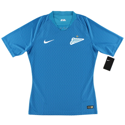 2018-19 Zenit St. Petersburg Vapor Player Issue Home Shirt *w/tags*
