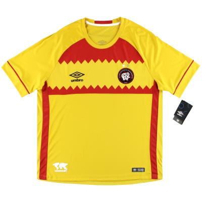 2018 Atletico Paranaense Umbro Away Shirt *BNIB* XXL
