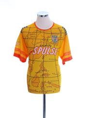 2018 Shimizu S-Pulse 'Daisuke Ichikawa' Home Shirt #25 *Mint* L-XL