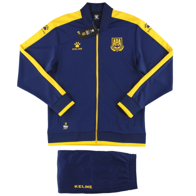 2019-20 AD Alcorcon Kelme Tracksuit *w/tags*