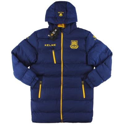 2019-20 AD Alcorcon Kelme Padded Bench Coat *w/tags*