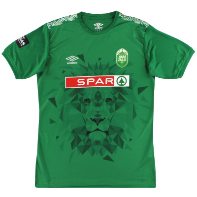 2019-20 AmaZulu Umbro Home Shirt *As New*