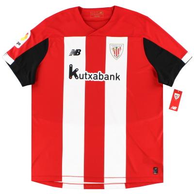 2019-20 Athletic Bilbao New Balance Home Shirt *w/tags*