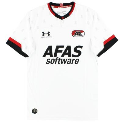 2019-20 AZ Alkmaar Under Armour Third Shirt *As New* XXL