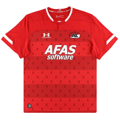 2019-20 AZ Alkmaar Under Armour Home Shirt *As New*