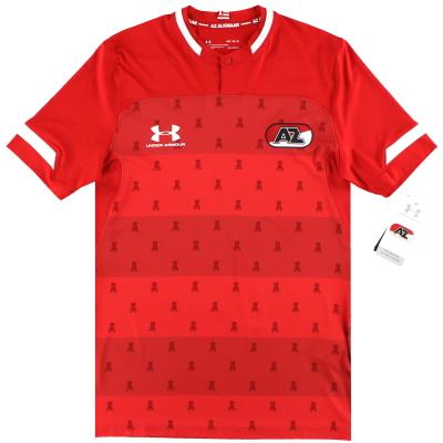 2019-20 AZ Alkmaar Under Armour Player Issue Home Shirt *w/tags* S