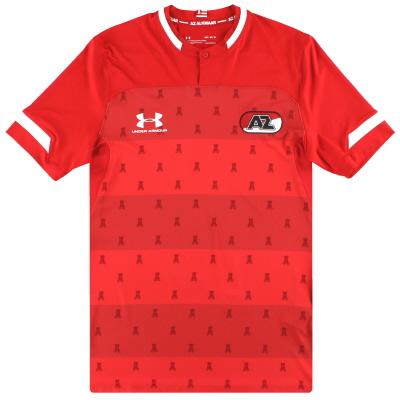 2019-20 AZ Alkmaar Under Armour Player Issue Home Shirt *As New* M