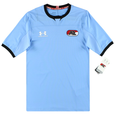 2019-20 AZ Alkmaar Under Armour Player Issue Goalkeeper Shirt *w/tags* M