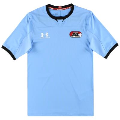 2019-20 AZ Alkmaar Under Armour Player Issue Goalkeeper Shirt *As New* L