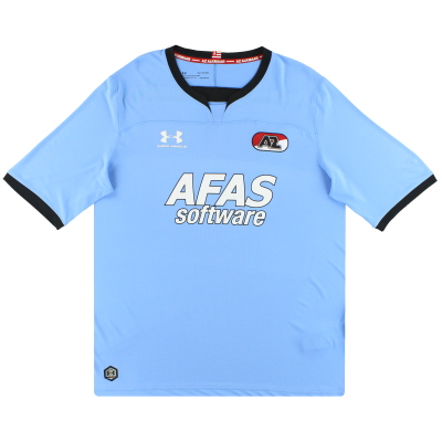 2019-20 AZ Alkmaar Under Armour Goalkeeper Shirt *As New* S