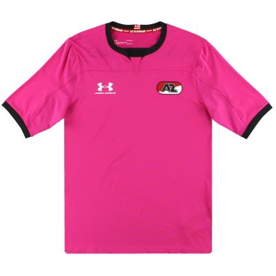 2019-20 AZ Alkmaar Under Armour Player Issue Goalkeeper Shirt *As New* S
