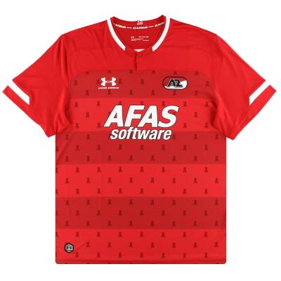 2019-20 AZ Alkmaar Under Armour Home Shirt *As New* S