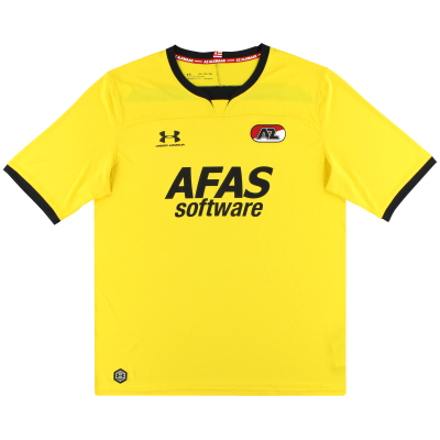 2019-20 AZ Alkmaar Under Armour Goalkeeper Shirt *As New* S