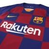 2019-20 Barcelona Nike Home Shirt *w/tags* S