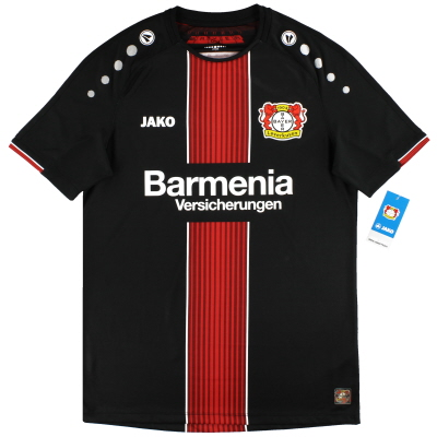 2019-20 Bayer Leverkusen Jako Home Shirt *w/tags* 3XL