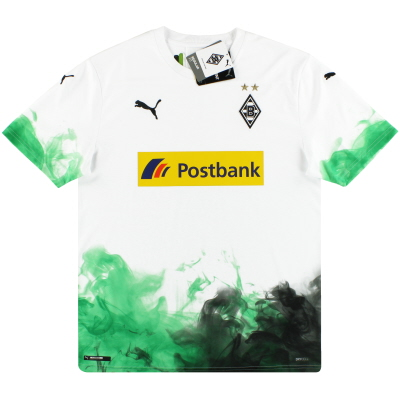 2019-20 Borussia Monchengladbach Puma Home Shirt *w/tags*