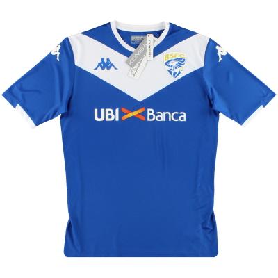 2019-20 Brescia Kappa Kombat Extra Home Shirt *As New* M