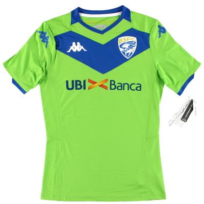 2019-20 Brescia Kappa Kombat Goalkeeper Shirt *w/tags* M