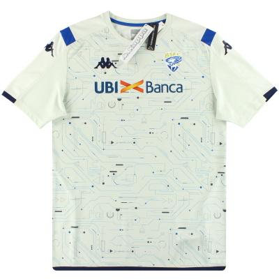 2019-20 Brescia Kappa Pre-Match Shirt *w/tags* XXXL