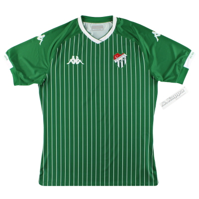 2019-20 Bursaspor Kappa Kombat Fourth Shirt *BNIB* L