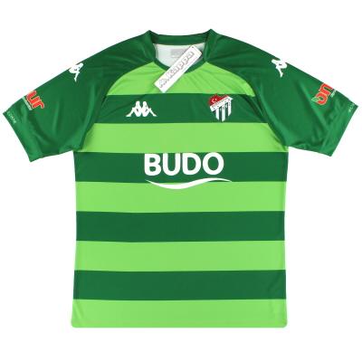 2019-20 Bursaspor Kappa Kombat Third Shirt *w/tags* M