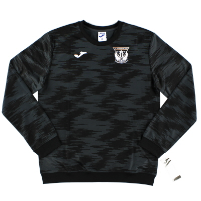 2019-20 C.D. Leganes Joma Black Pre-Match Top *BNIB*