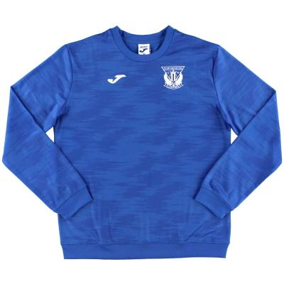 2019-20 C.D. Leganes Joma Blue Pre-Match Top *BNIB*
