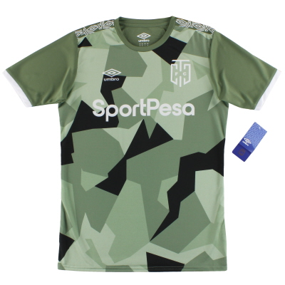 2019-20 Cape Town City Umbro Away Shirt *w/tags* XXL