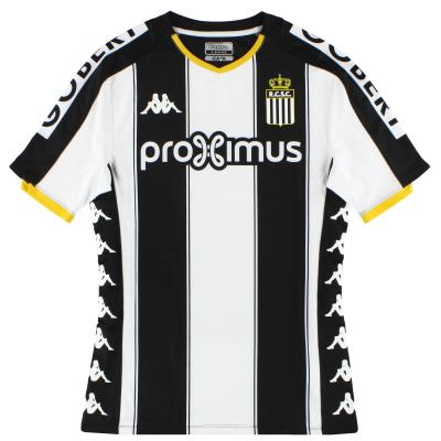 2019-20 Charleroi Kappa Kombat Pro Home Shirt *As New* M