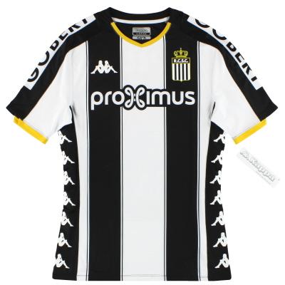 2019-20 Charleroi Kappa Kombat Pro Home Shirt *w/tags* L