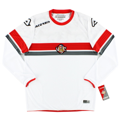2019-20 Cremonese Away Shirt L/S *BNIB*
