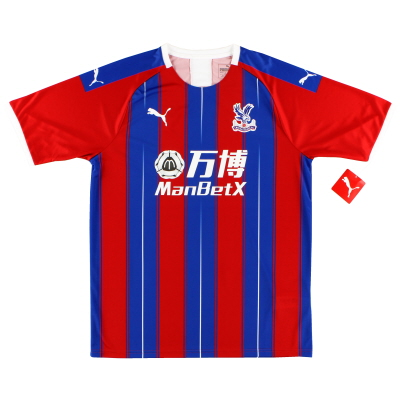 2019-20 Crystal Palace Puma Home Shirt *BNIB*