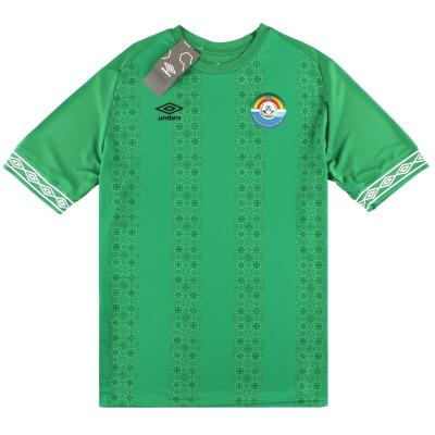 2019-20 Ethiopia Umbro Home Shirt *BNIB*