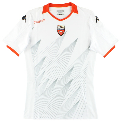 2019-20 FC Lorient Kappa Away Shirt *As New* L