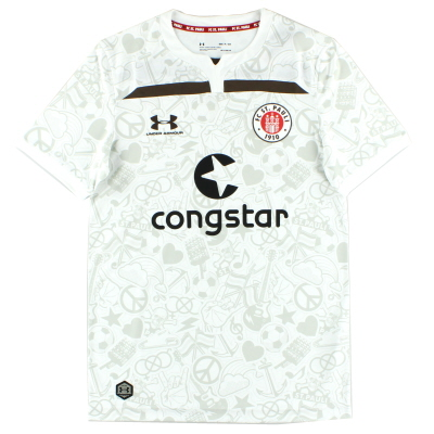 2019-20 FC St. Pauli Away Shirt *As New*
