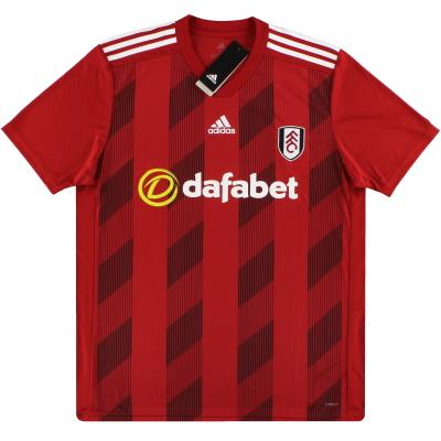 2019-20 Fulham adidas Away Shirt *w/tags* XL