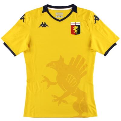 2019-20 Genoa Kappa Authentic Goalkeeper Shirt *As New* XL