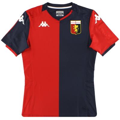 2019-20 Genoa Kappa Authentic Home Shirt *As New* XL